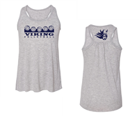 St. Veronica Volleyball Ladies Flowy Racerback Tank (8800)