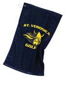 St. Veronica Port Authority Grommeted Golf Towel (TW51)