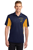 St. Veronica Sport-Tek Side Blocked Adult Golf Polo (ST655)