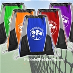 Pickleball Paddle Cinch Bag Pickleball Paradise