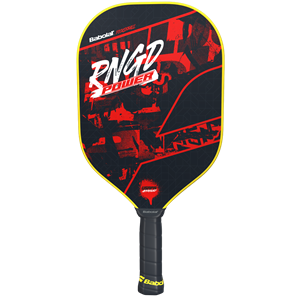 Babolat RNGD Pickleball Paddle, available in Power and Touch options.