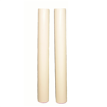 Net Post PVC Sleeves for in-ground use with Wilson Heavy-Duty permanent net posts.