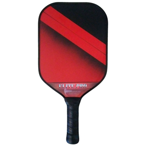 The Elite Pro Composite paddle by Engage Pickleball - choose from red or white.