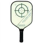 The Encore Pro Composite paddle by Engage Pickleball - choose from red, purple, green or black fade design.