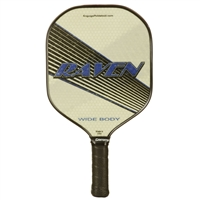 Engage Raven Oversized Aluminum Core Paddle for Pickleball, available in blue, green, purple or red.