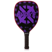 Evoke Purple Graphite Pickleball Paddle
