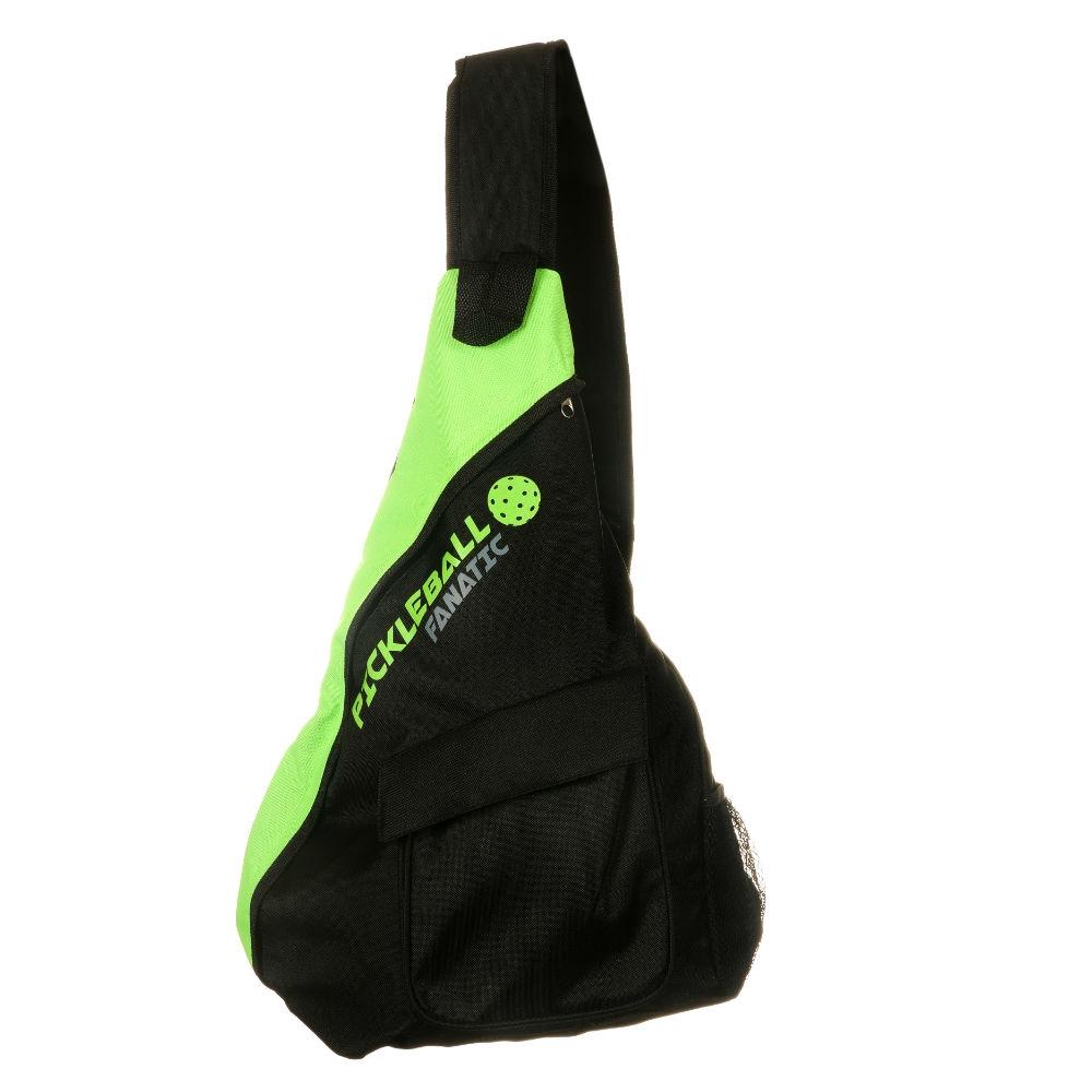 Pickleball Fanatic Nylon and Polyester Sling Bag  372d8d5ff2c05