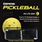 Black Pickleball Paddle PB Lite Grip by Gamma
