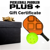 Pickleball Gift Certificate