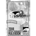 Pickleball Rulebook Official Rules