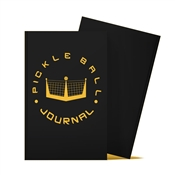 The best journal for pickleball that allows you to save goals and progress in one place.