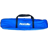 Blue and White Classic PickleNet Replacement Bag-securely holds your portable net system.