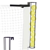 Portable Ball Holder for Pickleball Net