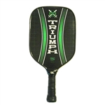 Triumph Composite Pickleball Paddle Green