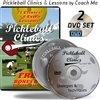 Coach Mo's Pickleball Clinics DVD Video with Bonus Lessons