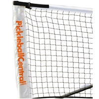 White and Orange Replacement Net for Rally Deluxe Portable Net System.