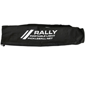 Black and White Rally Portable Light Replacement Bag-securely holds your portable net system