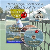Pickleball Clinics 2- Percentage Pickleball