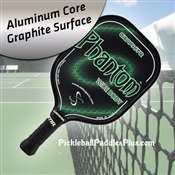 Green Phantom Graphite Paddle