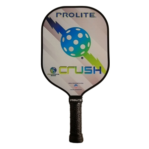 Blue and Red ProLite CRUSH PowerSpin Composite, choose from three designs.