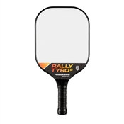 Rally Tyro 2 Composite Paddle in orange and white, from PickleballCentral.