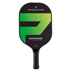 From Paddletek, this pro version of the Bantam EX-L is available in two grip sizes and multiple colors