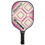 Paddletek Element Polymer Composite Paddle available in blue, pink, red, or yellow.