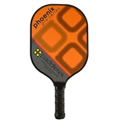 Orange Phoenix Pro Polymer Composite Paddle