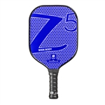 Onix Z5 Composite Paddle for Pickleball, available in blue, green, orange, pink, purple, red, or yellow.