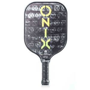 Available in Black or Neon Green, the Onix React Nomex Paddle features great design in a traditional paddle shape.
