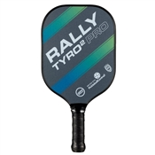 Rally Tyro 2 Pro Composite Paddle in Fire or Ocean, from PickleballCentral.