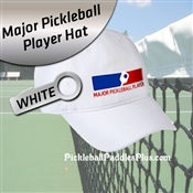 Pickleball Hat Major Pickleball Player