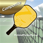 Yellow White Z5 Composite Paddle