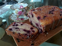Bluberry Lemon Coffee Cake