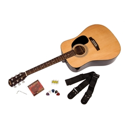 Squier Sa-50 Acoustic Pack Kmc