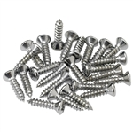 Fend Pickguard Screws