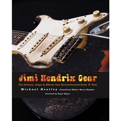 Book Jimi Hendrix Gear