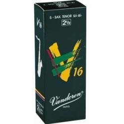 Vandoren V16 Tenor Sax Reed Box of 5