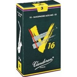 Vandoren V16 Alto Sax Reed Box of 10