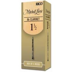 Rico Mitchell Lurie Premium Bb Clarinet Reed Box of 5