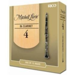 Rico Mitchell Lurie Original Bb Clarinet Reed Box of 10