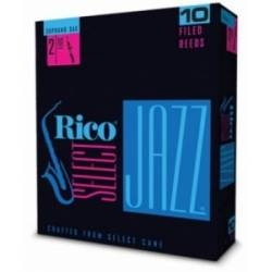 Rico Select Jazz Filed Soprano Sax Reed