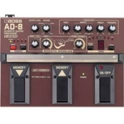 Boss AD 8 Acoustic Guitar Multi Effects Pedal