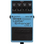 Boss LMB 3 Bass Limiter Enhancer Ratio Parameter