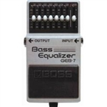 Boss GEB 7 Bass Equalizer Pedal