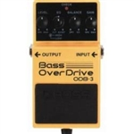 Boss ODB 3 Bass OverDrive Pedal