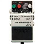Boss LS 2 Line Selector/Power Supply