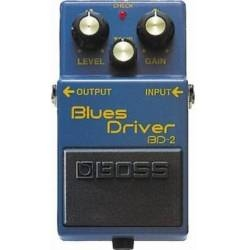 Boss BD 2 Blues Driver Pedal