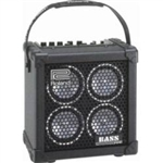 Roland Micro Cube Bass RX Bass Combo Amplifier(4 x 4 Inch)