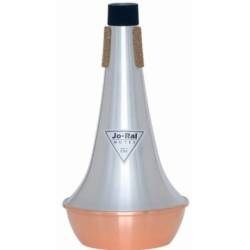 Jo Ral Copper Bottom Straight Bass Trombone Mute